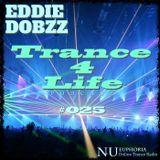 Eddie Dobzz - Trance4Life (January 2016)