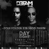 Nico Parisi B2B Pole Folder Defam Club Taormina ( Italy )