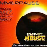Sissco @ Sommerpause - Planet House Kitzingen - 05.07.2003