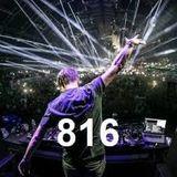Armin van Buuren – A State of Trance ASOT 816 – 01-JUN-2017