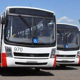 TCA compra cinco novos ônibus.