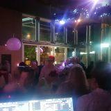 Last night down the pub