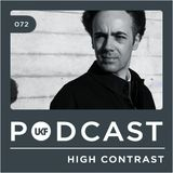 UKF Music Podcast #72 - High Contrast