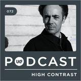 UKF Music Podcast #72 - High Contrast