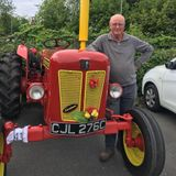 Rodders speaks to Kev and Sue Chambers about his VERY LONG tractor journey!