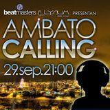 Josth Beat Dj Set @ Ambato Calling (Electronic Music Party)