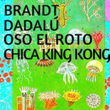 1 An Après - Concerts du 15-05-18 Doxa Esta ----- OsO El RoTo / Dadalú / Chica King Kong / Brandt