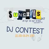 Suncuius Festival 2017 DJ Contest  - B:Hex