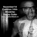 Coalition 1444- Mixed by Sanjay Dutta