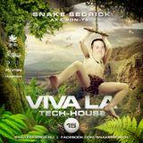 Snake_Sedrick_aka_Son-Tec_-_Viva_La_Tech_House_15_CD