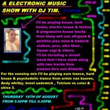 Energised - Old & New Dance & Electronic Music Show With DJ Tim - Part 2