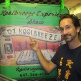 jeremy ledbetter on radioregent koolbreeze experience show