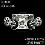 Marnix & Kevin Live Party - Dutch Hit Music (Demo)