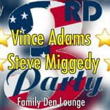 A Night @ the Family Den: July 4th Edition - 4 July 2017
