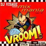 Mix Mania Vol 2 - Mixed By DJ Visage