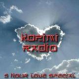 Kopimi Radio @mazanga 07 12 17 Love Special 5H