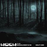 """Basskalender 15/04: VIOLET CORE """"The Dark Journey - Vinyl Mix"""""""