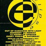 DJ Destroy MC G Force - Eclipse Stockton 1991 Side B
