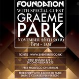 This Is Graeme Park: Foundation @ Hope & Anchor Sheffield 26NOV16 Live DJ Set