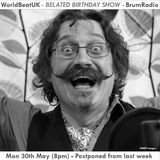 WorldBeatUK with Glyn Phillips - Birthday Special (30/05/2016)