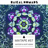 Mixtape #57 by Kapoor & Kurt Adam