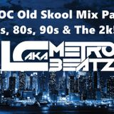 MOC Old Skool Mix Party (Cool!!) (Aired On MOCRadio.com 1-27-18)