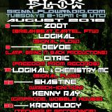 Signal Flow Radio Aug 16th 2016 Logikal & Chemistry MC