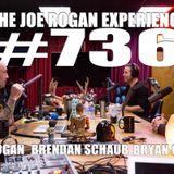 #736 - Brendan Schaub & Bryan Callen