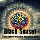 Dj set -(Black Sunset)