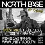 North Base & Friends Show #48 Guest Mix From DJ Sleepless Aka MC Toddlah 18/10/17