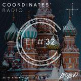 EP#32 Leo Levo: Coordinates° Radio