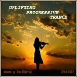 UPLIFTING PROGRESIVE TRANCE promo Don DIGITAL 27.08.2012