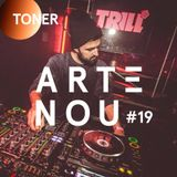 ARTeNOU - podcast Vol.XIX presents TONER mixtape