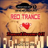 Red Trance - Trance&Dreams 041