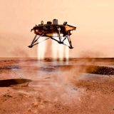 Journey To Mars - Soundtrack For New Spacecraft