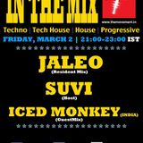 The Movement Radio - Iced Monkey In The Mix with Jaleo (Tech House : Iced Monkey Guest Mix)