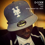 D-Code Radio 037 • INTERVIEW - Maverick Soul (Emcee Recs)