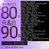 80'S & 90'S RNB MIX VOLUME 1