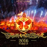 TOMORROWLAND MIX 2016 - WARM UP