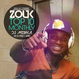 December 2015, Brazilian Zouk Top 10, Dj Mishka