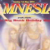 Randall @ Amnesia House, The Big Bank Holiday Bash pt 1