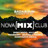 Nova [Mix] Club #17 : Jimmy Whoo