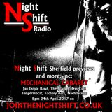 Night Shift Radio - Night Shift Sheffield 5th May Previews