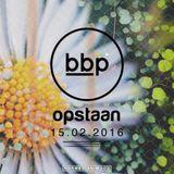 BBP - Up & Coming DJ - Opstaan