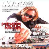 Seven Ways LIVE @ A Side presents MTL260 (Mekkanikka guest mix LIVE @ Berlin 2013) | GENERATION2
