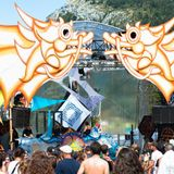 LOVPACT - Live Act @ Hadra Trance Festival 2014 (Temple Stage)