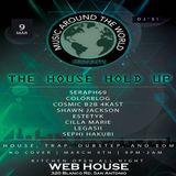 Sephi Hakubi - LIVE @ Web House - The House Hold Up 03.09.2019