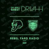 THE PARTYSQUAD PRESENTS - REBEL YARD RADIO 009