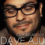CS Podcast 070 - Dave Aju