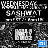 DJ Sashwat - Dank 'N' Dirty Dubz (Volume 64)